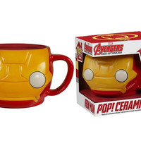 Iron Man Pop! Home 12 Oz. Mug