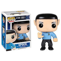 Star Trek: The Next Generation -  Spock Official Funko Pop Vinyl Action Figure