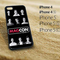 Magcon Face fitted iphone 5 case iphone 5s case iphone 5c case iphone 4s case iphone 4 case Samsung Galaxy S3 case Samsung Galaxy S4 case