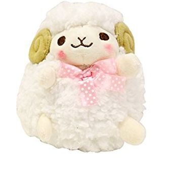 Kawaii Sheep Plush Toy Soft and Cute Fusion Kawaii Exclusive Japan Collection