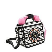 BETSEYS HOTLINE PHONE CROSSBODY: Betsey Johnson