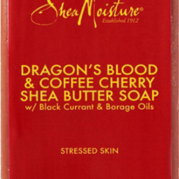 SheaMoisture Dragon's Blood & Coffee Cherry Shea Butter Soap