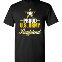 Proud U.S. Army Boyfriend T-Shirt