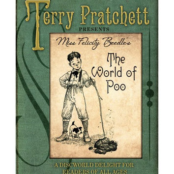 The World of Poo (Hardback) By Terry Pratchett