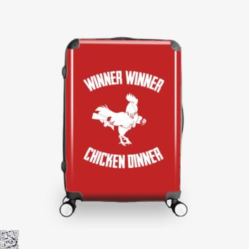 Are You A Winner Winner, Funny Suitcase