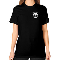 Unisex T-Shirt (on woman)