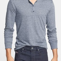 Men's The Rail Heathered Jersey Henley,