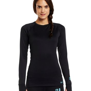 Under Armour Women's Base 2.0 Crew