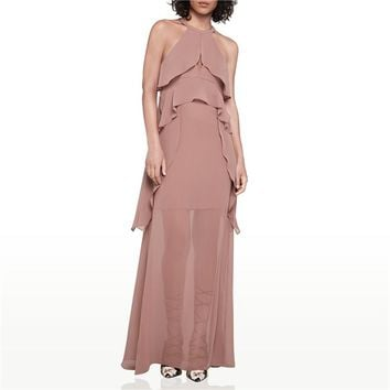 Women's BCBGeneration Ruffled Maxi Dress