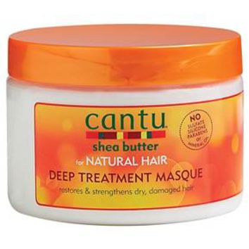 Cantu Shea Butter Deep Treatment Masque - 12 oz
