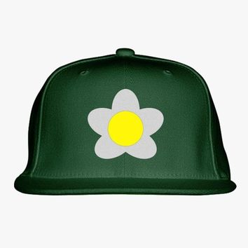 Animal Crossing New Leaf Girl Villager Embroidered Snapback Hat