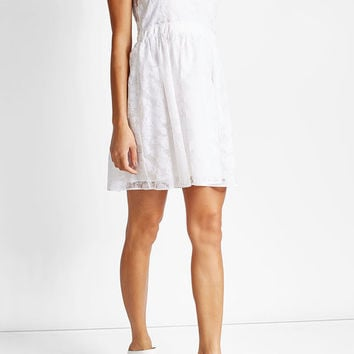 Dress with Silk - Carven | WOMEN | US STYLEBOP.COM