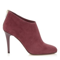 Aegean Suede Ankle Boots | Mendez | Pre Fall 14 | JIMMY CHOO Shoes