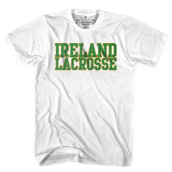 Ireland Lacrosse Nation T-shirt