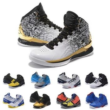 High Quality New Back to Back Curry MVP Pack Mens Basketball Shoes Stephen Curry 2 MVP Shoes Steph Sports Sneakers Running shoes
