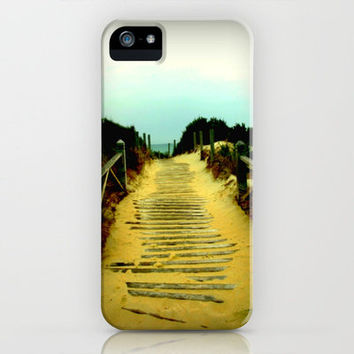 Path to the Great Southern Ocean iPhone Case by Chris Chalk | Society6