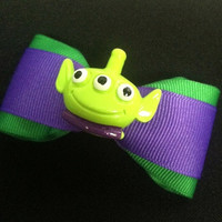 Toy Story Alien Hair Bow
