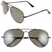 Women's Randolph Engineering 'Concorde' 61mm Aviator Sunglasses