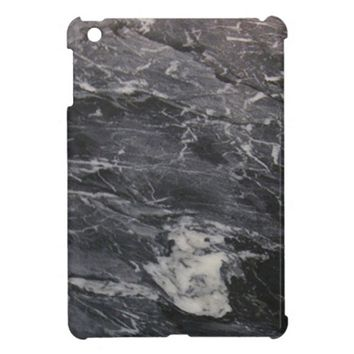 Dark Marble iPad Mini Cover