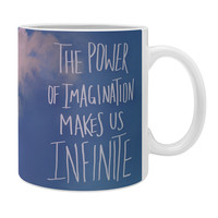 Leah Flores Imagination Power Coffee Mug