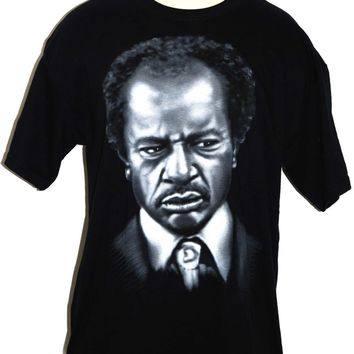 Jeffersons Men's T-shirt - George Jefferson | Black