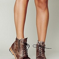 Womens Double Rafter Boot - Brown, 7
