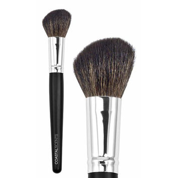 Classic Blush Angle Brush Large Natural