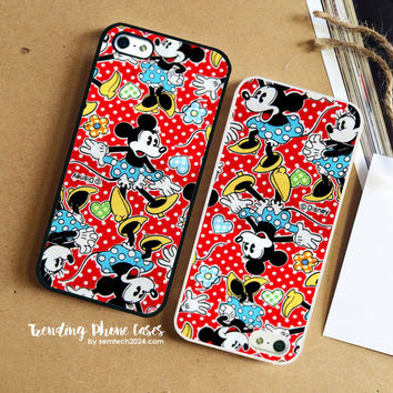 Minni Mouse  iPhone Case Cover for iPhone 6 6 Plus 5s 5 5c 4s 4 Case