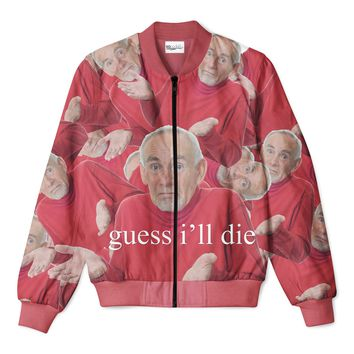 Guess I'll Die Jacket