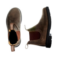 crewcuts Boys Blundstone Boots In Oiled Leather