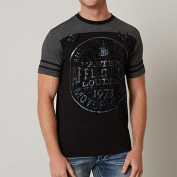 AFFLICTION AMERICAN CUSTOMS FREEDOM TRIBE T-SHIRT