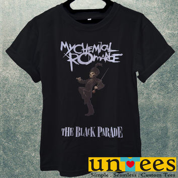 My Chemical Romance The Black Parade Men T Shirt