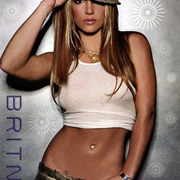 Britney Spears 22x34 Music Poster