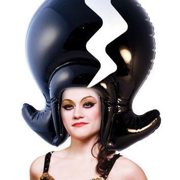 Bride of Frankenstein Inflatable Head Wig : Unique Gifts: Mustache, Cupcake, Bacon, Star Wars, Geek & Funny Gift Ideas