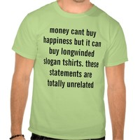 longwinded t-shirts