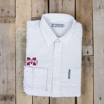 The Spoonbill Shirt from Southern Marsh - Collegiate - Mississippi State University