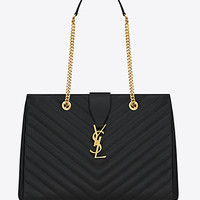 Saint Laurent Sac Du Jour Carryall Bag