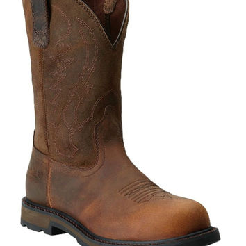 Ariat Groundbreaker Steel Toe Work Boots