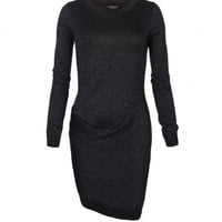 Lurex Torque Dress