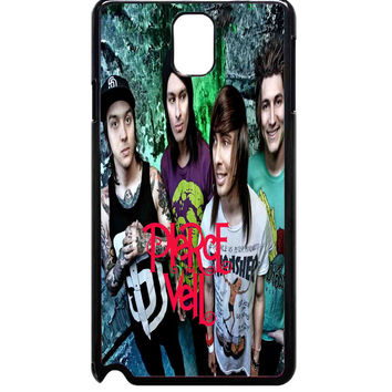 Cool Pierce the Veil Band For Samsung Galaxy Note 3 Case ***