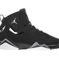 The Jordan True Flight (3.5y-7y) Boys' Basketball Shoe.