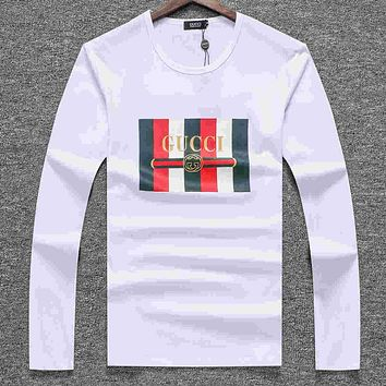 Trendsetter Gucci Women Men Fashion Casual Top Sweater