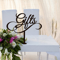 Wedding  Table Sign Gifts   Wedding Decor   Rustic Wedding Sign Wood