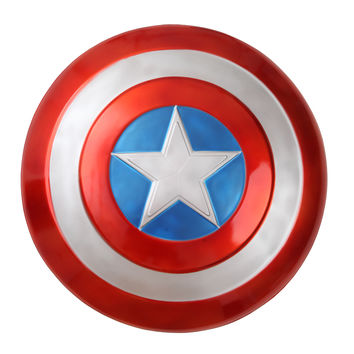 Marvel Captain America Shield | Hot Topic