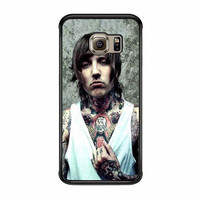 bring me the horizon vocalist oliver sykes samsung galaxy s7 s7 edge s3 s4 s5 s6 cases