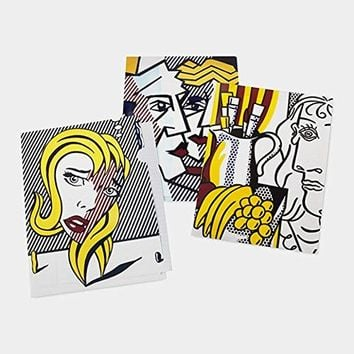 Roy Lichtenstein: Art Movement File Folders : Office Products