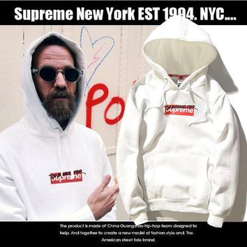 Supreme Too Broke For Hoodie Sweater M Xxl | Best Deal Online