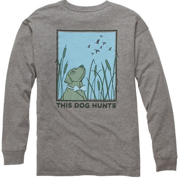 Southern Proper - This Dog Hunts Long Sleeve Tee