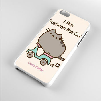 i'm Pusheen The Cat Book iPhone 5c Case