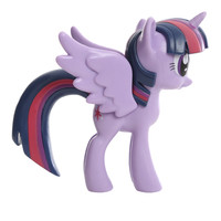 My Little Pony Twilight Sparkle Vinyl Figure Pre-Order Hot Topic Exclusive